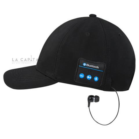 Gorra Bluetooth   Articulos Promocionales