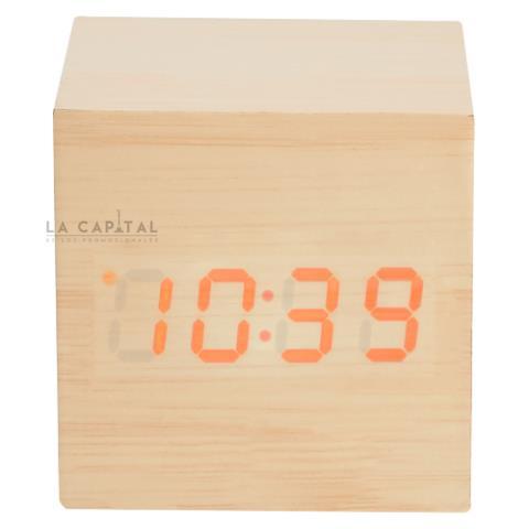 Reloj Time Cube | Articulos Promocionales