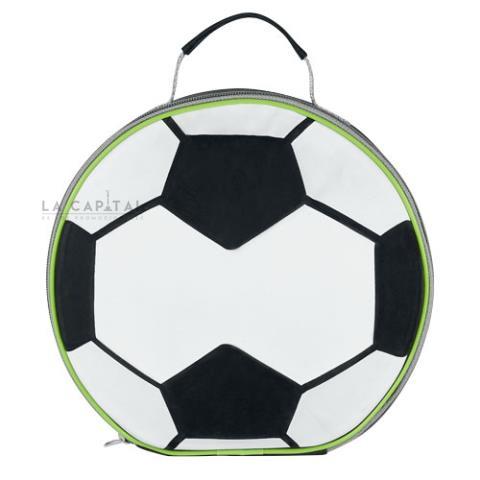 Lonchera Soccer | Articulos Promocionales